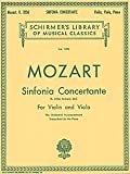 Sinfonia Concertante, , 0793551935