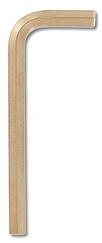 "Bondhus - Hex L-wrench .035"" GoldGuard Plated - Short (1pc Bulk) - 28201-1"
