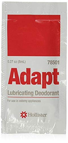 (Hollister Adapt Lubricating Deodorant Packet, 50)