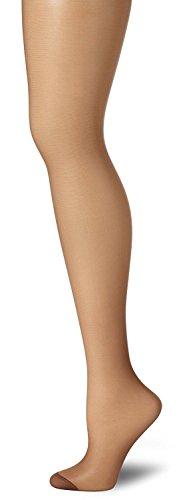 Hanes Silk Reflections Control Top Reinforced Toe Pantyhose_Gentlebrown_CD
