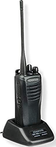 Kenwood TK-3402U16P ProTalk 5 Watt Two-way Radio, UHF, 16 Channels, Black Color ()