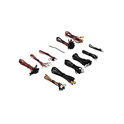 Genuine DJI RoboMaster Development Board Cables Repair Parts Supplement Accessories Compatible with DJI Robomaster S1: Toys & Games
