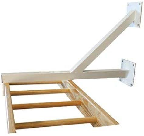 Softee Equipment 0501817 Herraje para Escalera Horizontal, Blanco, S: Amazon.es: Deportes y aire libre