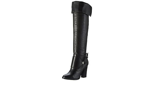 ALDO Beliarosa, Botines para Mujer, Negro (Black Leather/97), 36 EU: Amazon.es: Zapatos y complementos