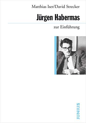 Jürgen Habermas zur Einführung (German Edition)