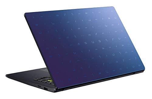 "ASUS E410MA-EK319T (Intel Pentium Silver N5030 (Quad Core)/4 GB RAM/256 GB PCIe SSD/14""FHD/NumberPad/ Peacock Blue /1 Yr. Warranty)"