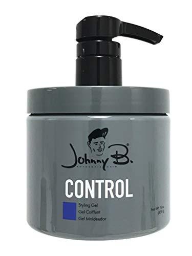 Johnny B Control Styling Gel 16 oz, New Packaging, Fast Ship