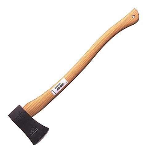 Hultafors Hand-forged Swedish Felling Axe with American Hickory Handle