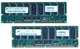 201695-B21 HP-Compaq 2GB 2x1GB SDRAM PC133 133 MHz ECC Registered
