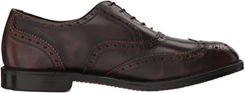 Allen Edmonds Mens Whitney Wingtip With Perfing Detail Oxford Brown Calf L6jb15