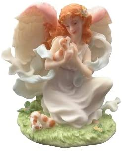 Roman Seraphim Classic Angel Jenna – Unconditional Love. 2001 Catalog Exclusive 84309s