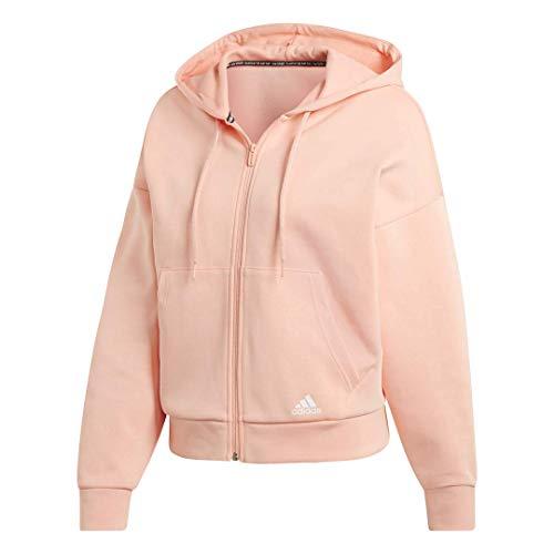Top adidas sweatshirt women pink and black for 2020