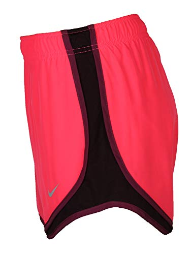 Women's Pink Dry Short Tempo Nike wine Hot Running 1HZwxSSdqf