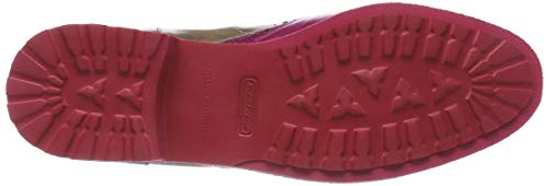 crust 1 Melvin Pink Donna Amelie Hamilton Stivali Dk Chelsea amp; 5 Multicolore qHqawFZ