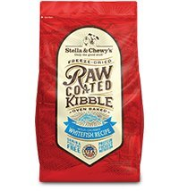 Stella & Chewy'S Raw Coated Whitefish Recipe Dog Food 3.5Lb