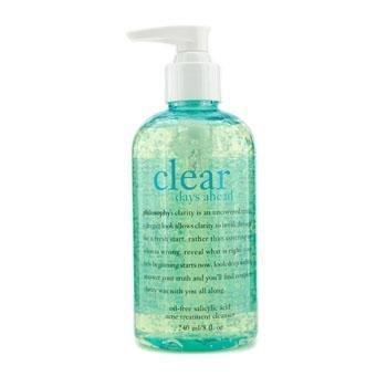 Clear Days Ahead Philosophy Treatment Unisex 8 oz