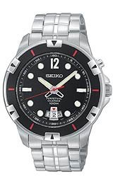 Seiko Men's SNQ085 USA Sport 100 Perpetual Calendar Watch