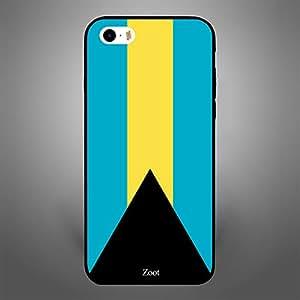 iPhone 5S Bahamas Flag