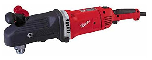 """Milwaukee ELECTRIC TOOL 1680-20 1/2"""" Super Hawg Drill, 1""""..."""