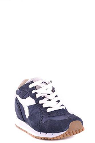 Diadora Heritage Damen MCBI094051O Blau Wildleder Sneakers