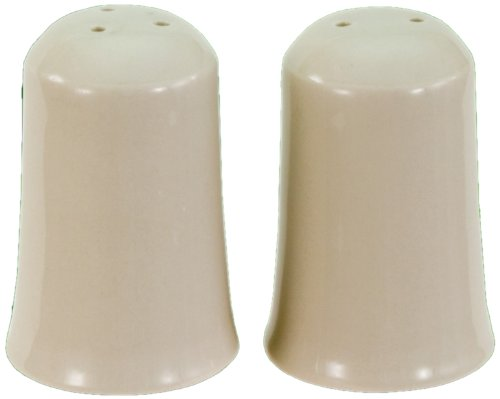 Crestware China Porcelain - Crestware Dover Salt and Pepper Shakers 2-Ounce, Package of 12