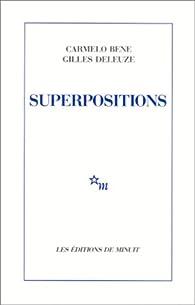 Superpositions par Gilles Deleuze