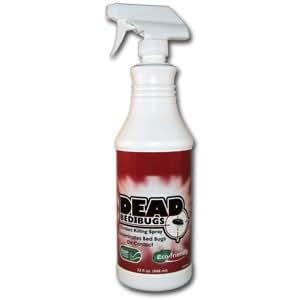 Dead Bed Bugs Contact Killing Spray, 32 Oz