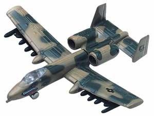 - A-10A Thunderbolt II®