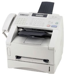 BROTHER FAX4100E REFURB - LASER FAX/COPIER/PHONE (FAX4100ERF) - ()