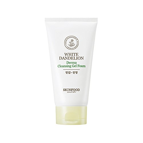 Skinfood, White Dandelion Derma Cleansing Gel Foam 150ml