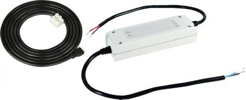 Maxim Lighting 53302_a Starstrand-LED Tape Direct-Wire Driver Non-Dim 12V 30W Class II 4-Pin