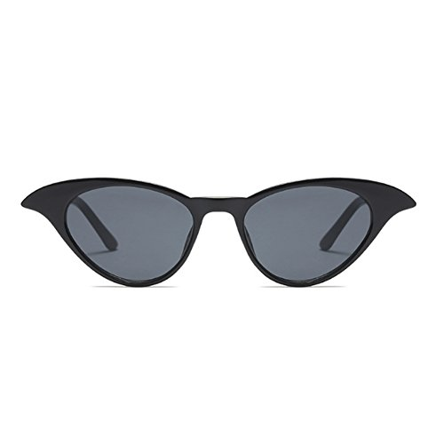 Cat Todo Eyewear Gafas Small Brillante Eye Yefree Ladies Gris Sunglasses Women sol Sexy Negro de Vintage Eq6CxwxFna