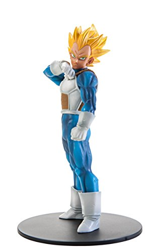 Dragon Ball Z Statues - Banpresto Dragon Ball Z Resolution of Soldiers Volume 2 Super Saiyan Vegeta Figure