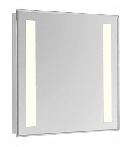Elegant Lighting MRE-6313 Nova - 30'' 8W 1 LED Rectangular Mirror, 560 Lumens with 3000K Color Tempature by Elegant Lighting