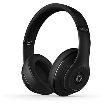 Beats Studio Wireless On-Ear Headphone - Matte Black (Certified Refurbished)