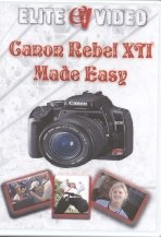 (Canon EOS Digital Rebel XTi / 400D Made Easy - A Tutorial DVD)