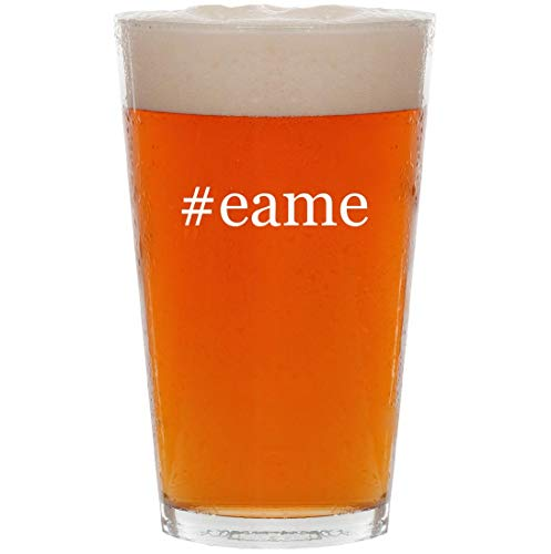 #eame - 16oz Hashtag All Purpose Pint Beer Glass
