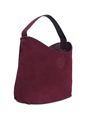 Size Marion One Hobo Suede Women's Port Bag Burch Tory zq87w