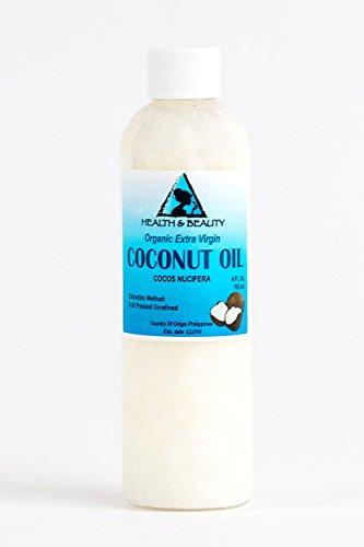 Coconut Virgin Organic Pressed Unrefined
