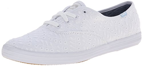 a7fd55a56cbe2 Keds Women s Champion Eyelet Fashion Sneaker Black  Keds  Amazon.ca  Shoes    Handbags