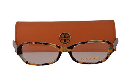 Tory Burch TY2051 Eyeglasses 51-16-135 Tortoise Navy 1329 TY 2051