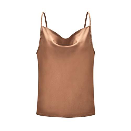 Women Sleeveless Cat Face Shirt Casual Loose Tank Top Soft Comfortable Fitness Tops