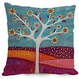 [Beautifulseason Tree Cushion Covers 12 X 20 Inches / 30 By 50 Cm For Teens,drawing Room,bedding,saloon,wedding,her With 2] (Crosby Halloween Costume)