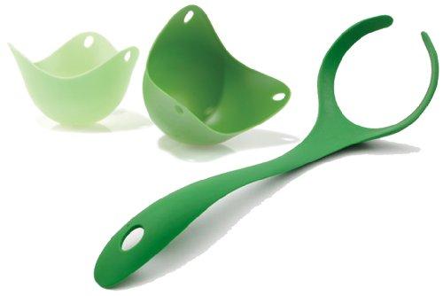 egg poaching spoon - 3