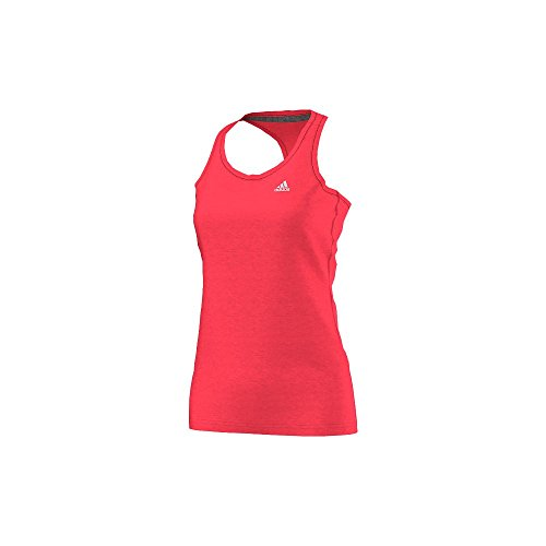 Adidas Sport Performance Women's Ultimate Tank Top, Solar Red, L