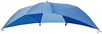 Intex 28050 - Toldo piscinas metálicas con ventana malla 366/549 cm