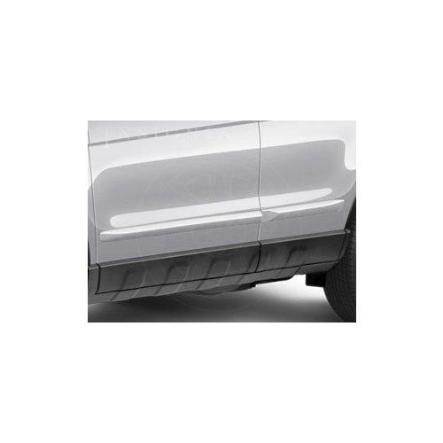 Honda Genuine 08P05-SWA-120 Side Body Molding, Whistler Silver Metallic ()
