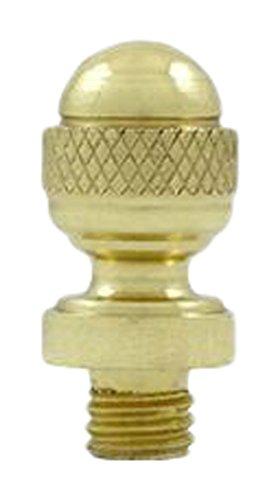 Acorn Brass Solid Tip (Deltana DSAT3-UNL Solid Brass Acorn Tip)