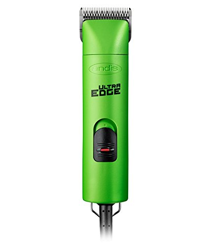 (Andis AGC2 ProClip UltraEdge 2-Speed Detachable Blade Clipper, Spring Green)