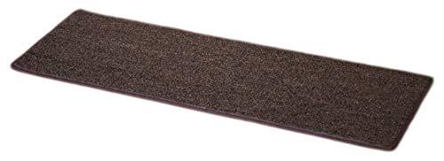 Dean Non-Slip Tape Free Pet Friendly DIY Carpet Stair Treads/Rugs 27